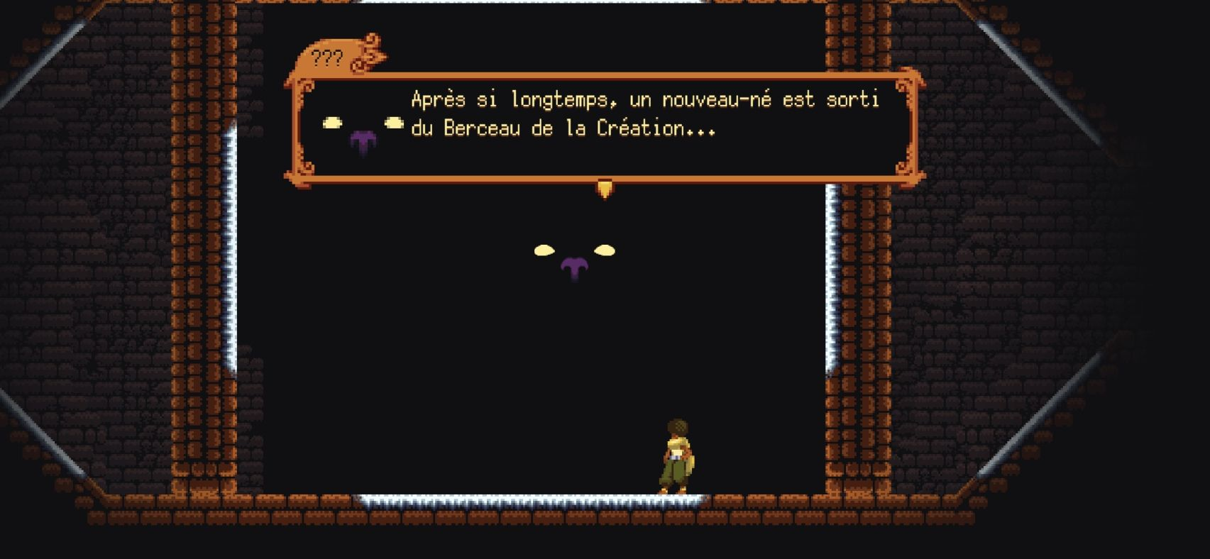 Dandara (copie d'écran 30 sur iPhone / iPad / Apple TV)