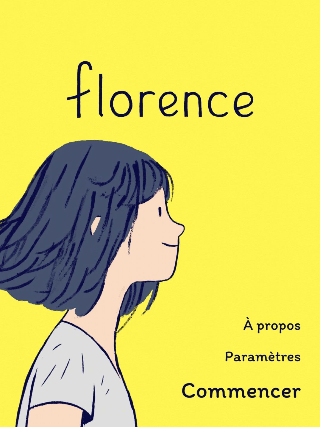 Florence (copie d'écran 1 sur iPhone / iPad)