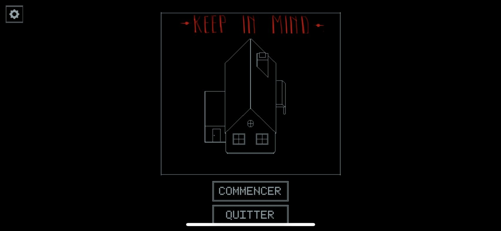 Keep in Mind: Remastered (copie d'écran 1 sur iPhone / iPad)