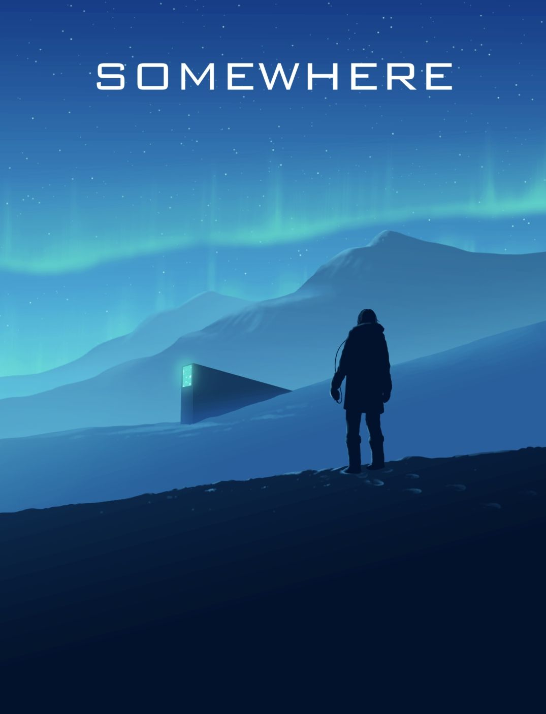 Somewhere : The Vault Papers (copie d'écran 1 sur iPhone / iPad)