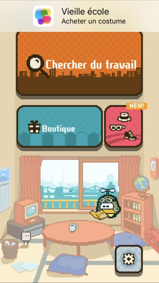 Part Time UFO (copie d'écran 2 sur iPhone / iPad)