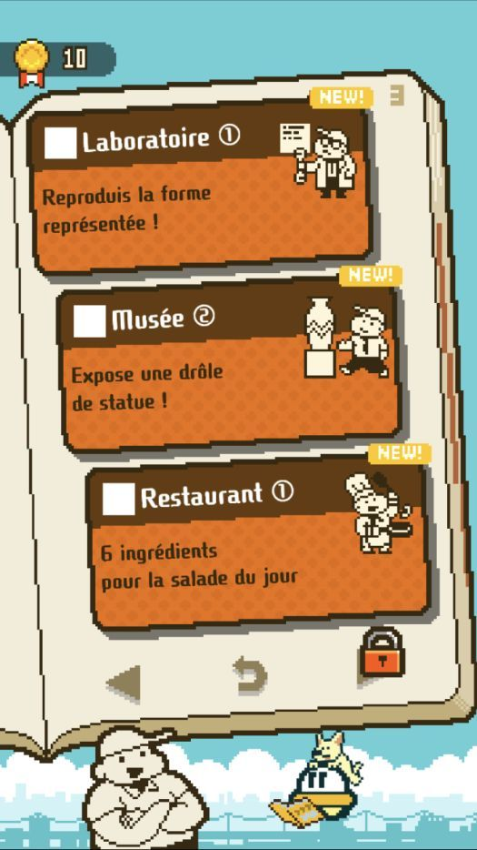 Part Time UFO (copie d'écran 6 sur iPhone / iPad)