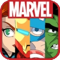 Test iOS (iPhone / iPad) Marvel Run Jump Smash!