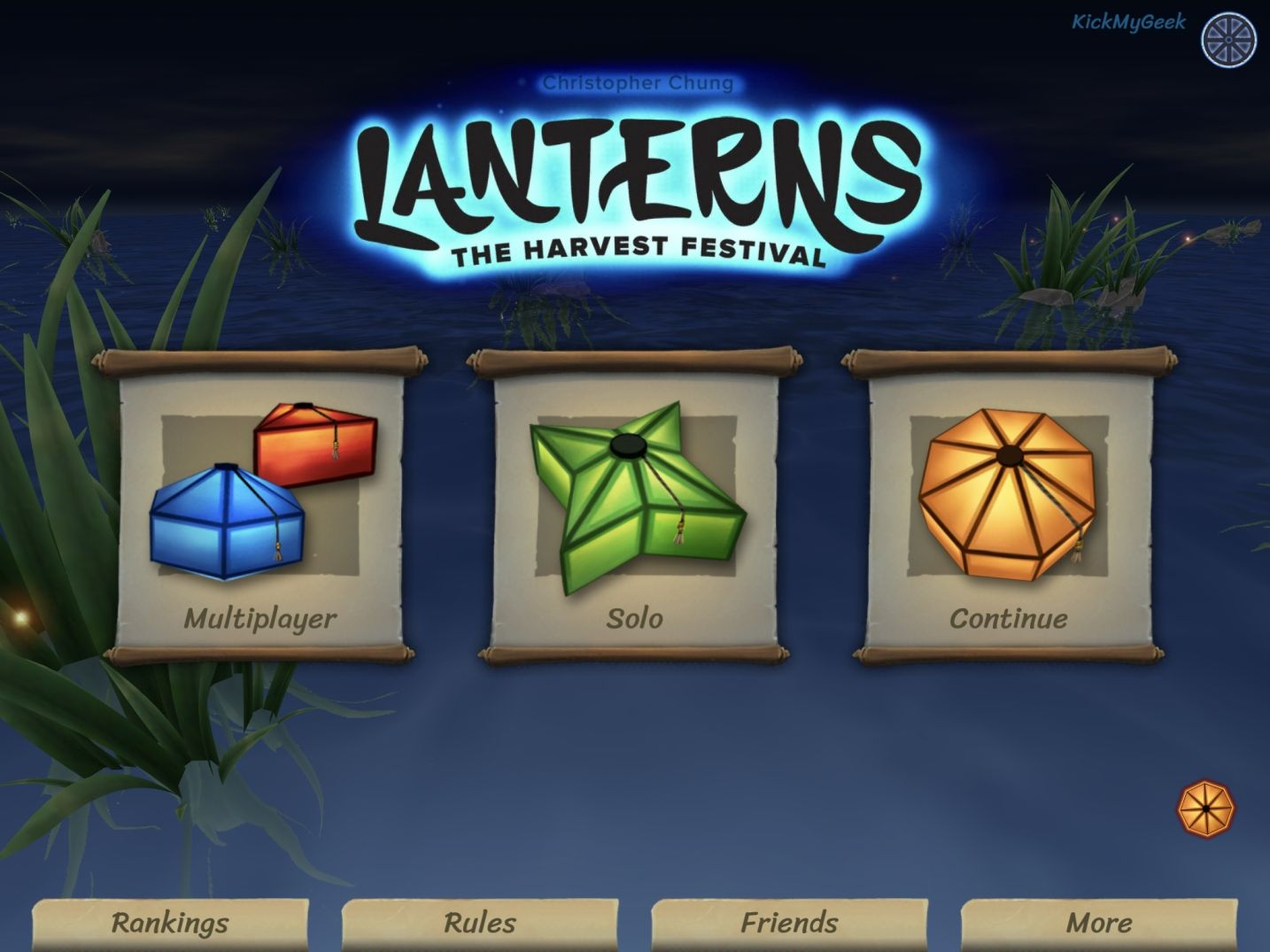 Lanterns: The Harvest Festival (copie d'écran 1 sur Android)
