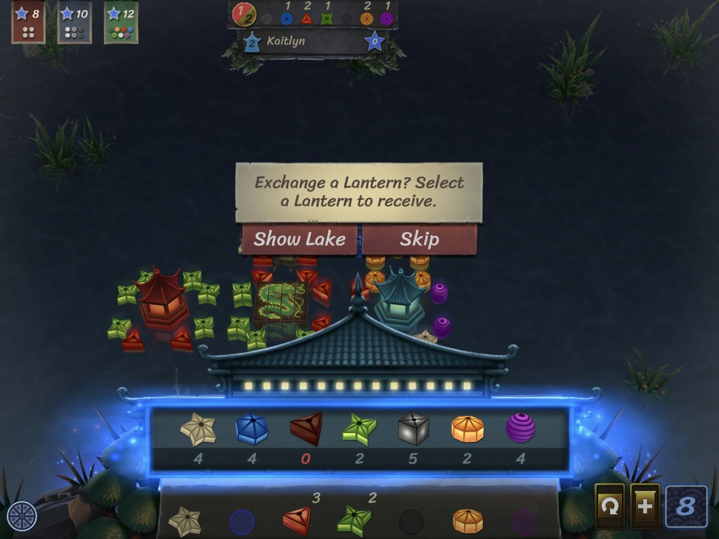 Lanterns: The Harvest Festival (copie d'écran 3 sur Android)