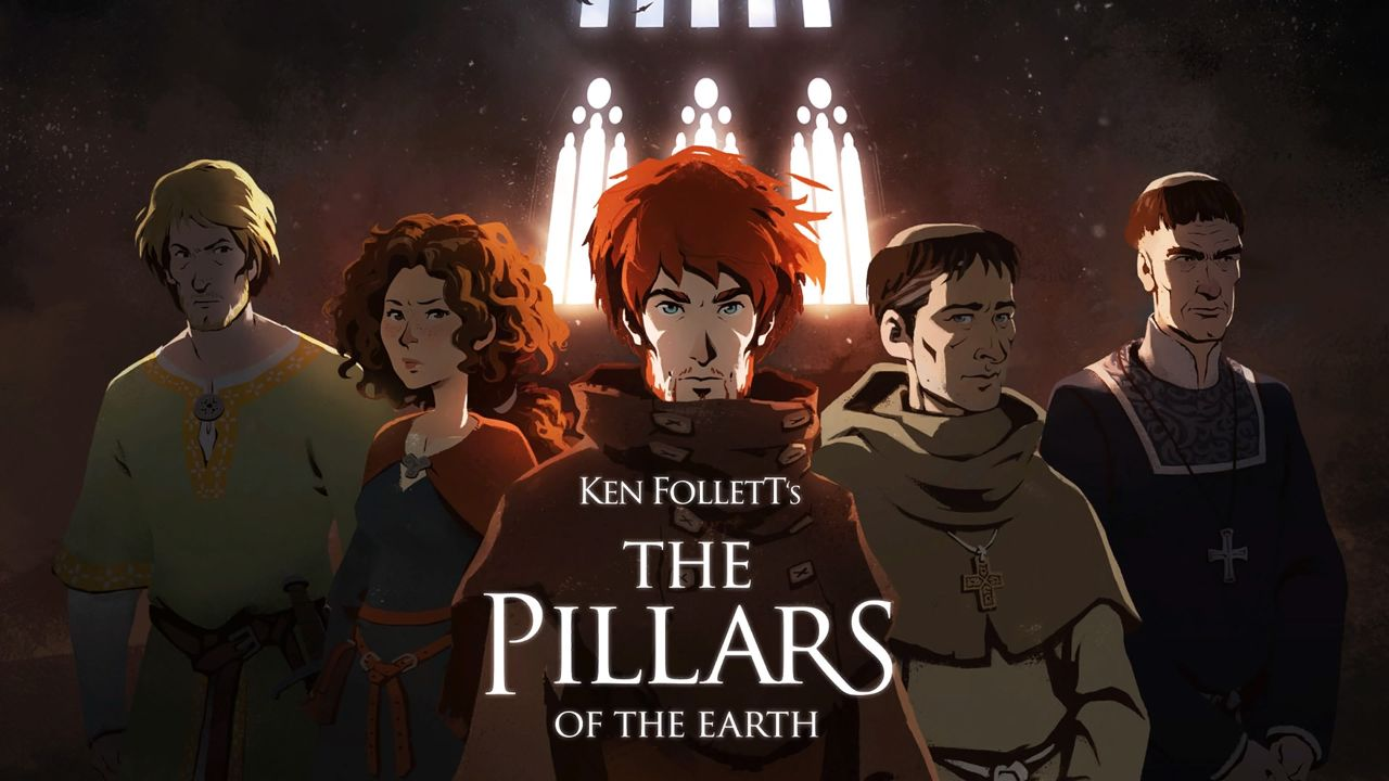 The Pillars Of The Earth Book 1 - From the Ashes de Daedalic Entertainment