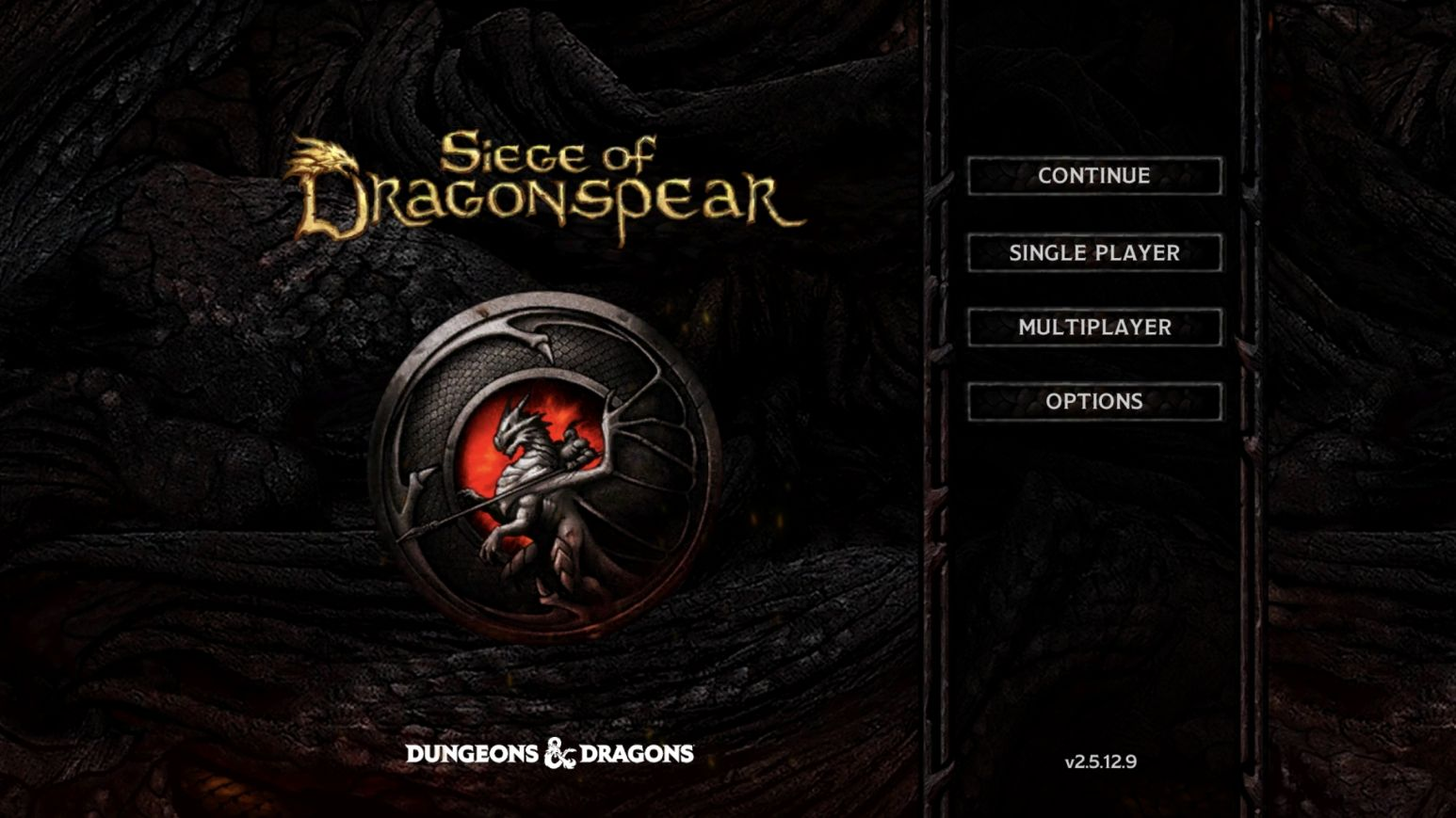 Siege of Dragonspear (copie d'écran 1 sur Android)