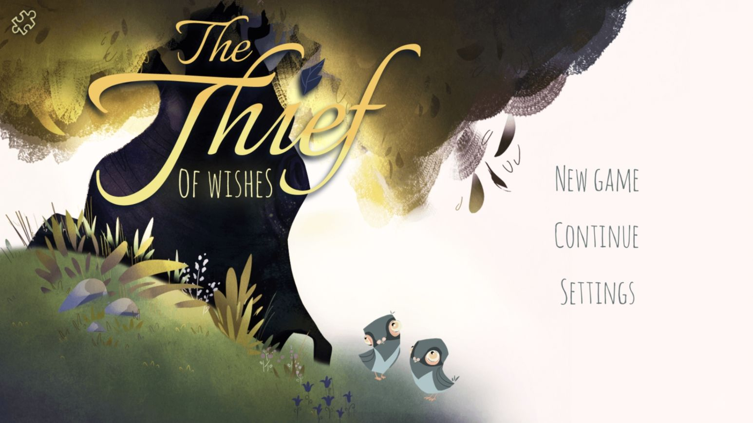 The Thief of Wishes (copie d'écran 1 sur iPhone / iPad)