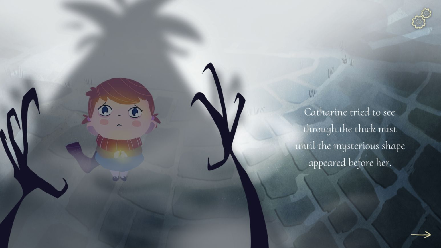 The Thief of Wishes (copie d'écran 13 sur iPhone / iPad)