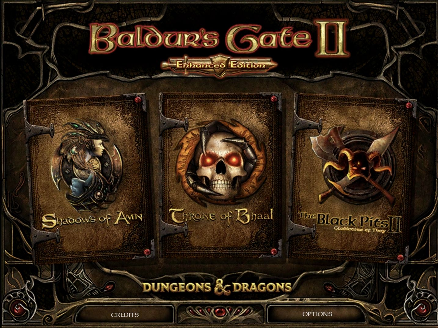 Baldur's Gate II: EE (copie d'écran 1 sur iPhone / iPad)