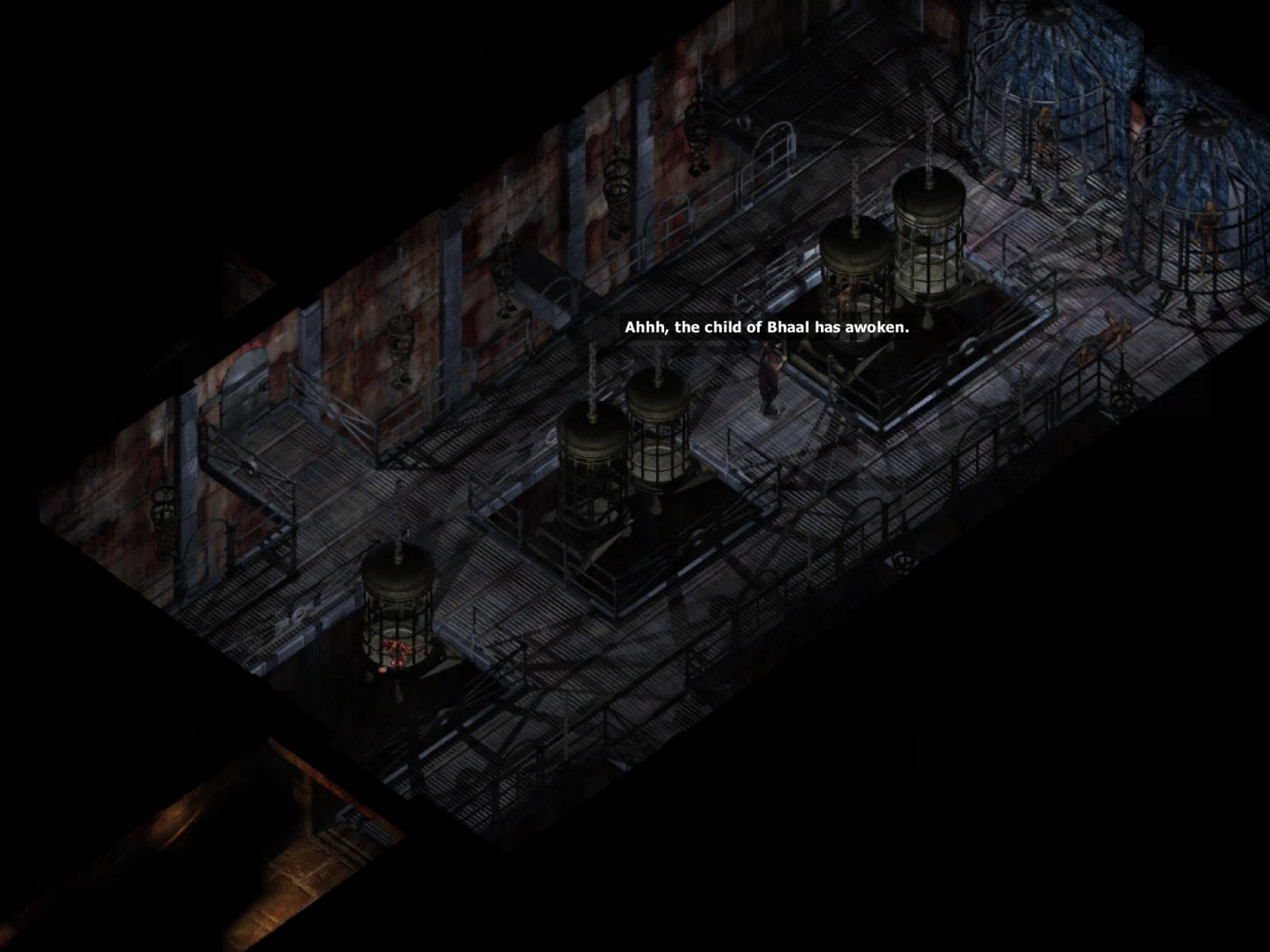 Baldur's Gate II: EE (copie d'écran 3 sur iPhone / iPad)