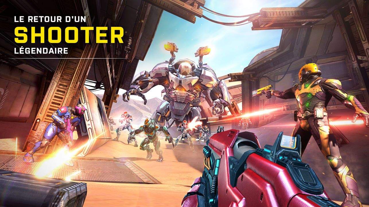 Shadowgun Legends de Madfinger Games