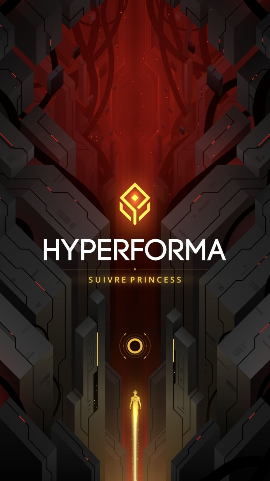 Hyperforma (copie d'écran 1 sur iPhone / iPad / Apple TV)