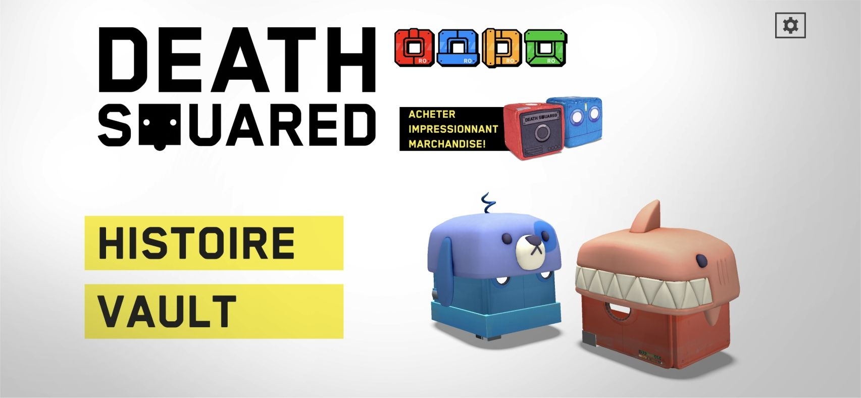 Death Squared (copie d'écran 1 sur Android)