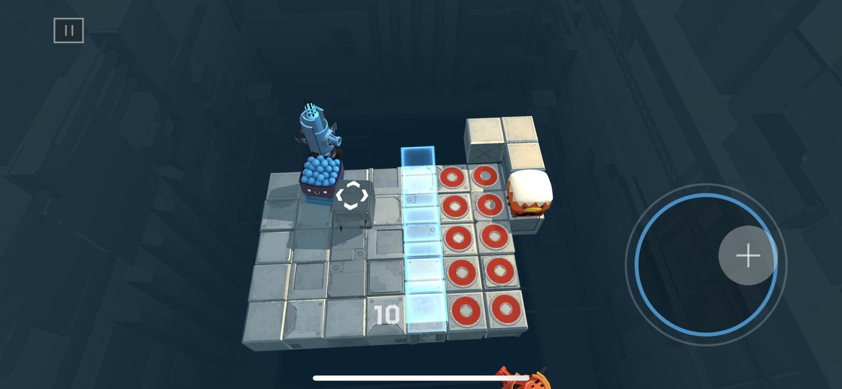 Death Squared (copie d'écran 9 sur Android)