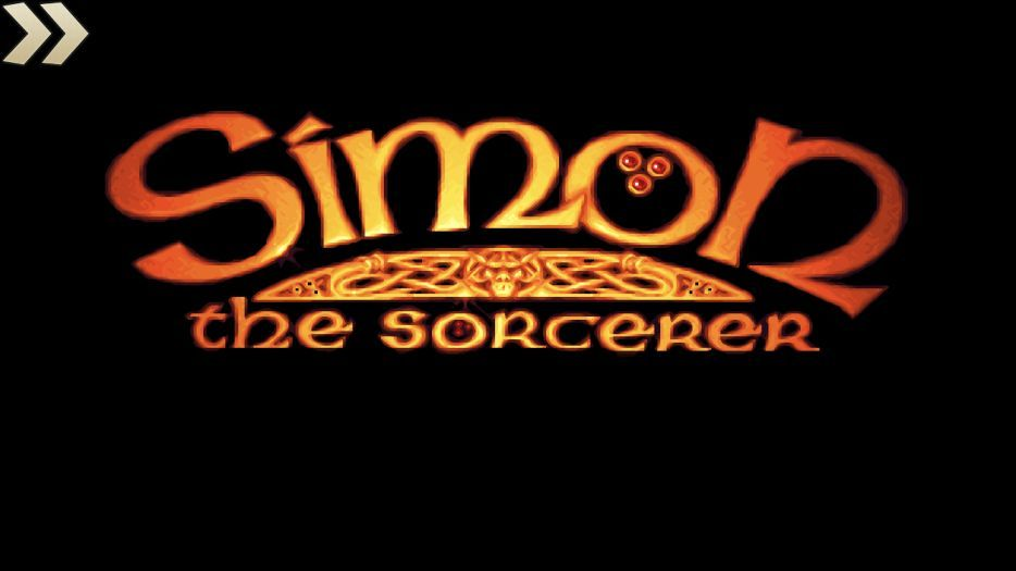 Simon the Sorcerer (copie d'écran 1 sur Android)