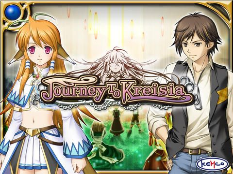 RPG Journey to Kreisia sur iPhone, iPad et Android