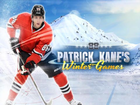 Patrick Kane's Winter Games sur iPhone et iPad