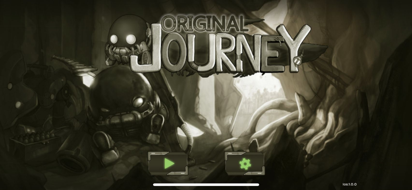 Original Journey (copie d'écran 1 sur Android)