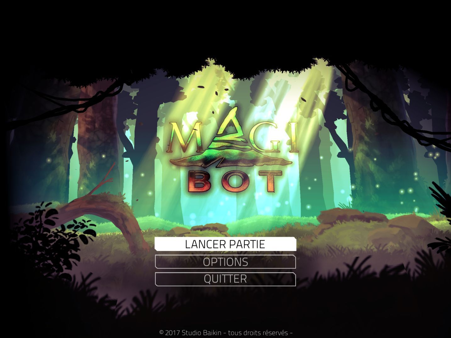 Magibot (copie d'écran 1 sur iPhone / iPad)