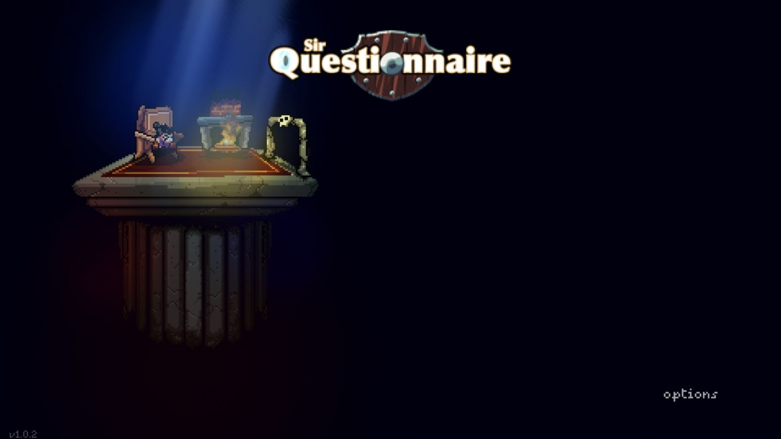Sir Questionnaire (copie d'écran 1 sur iPhone / iPad)