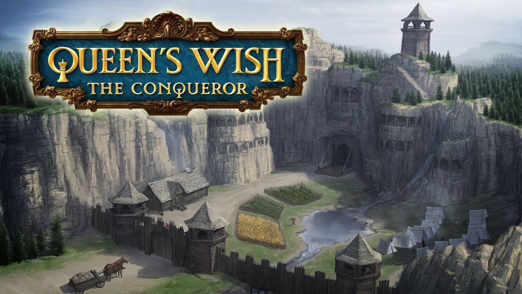 Queen's Wish: The Conqueror de Spiderweb Software