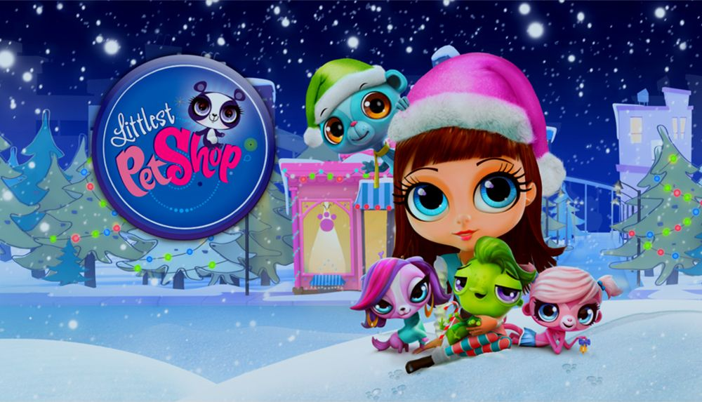 test jeu android de littlest pet shop sur. Black Bedroom Furniture Sets. Home Design Ideas