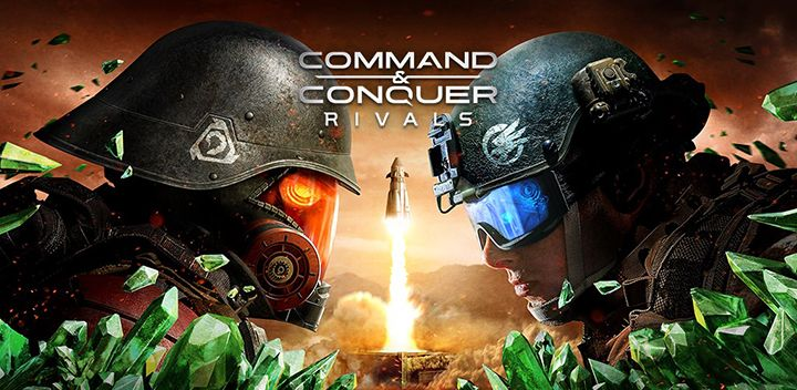Command And Conquer: Rivals d'Electronic Arts