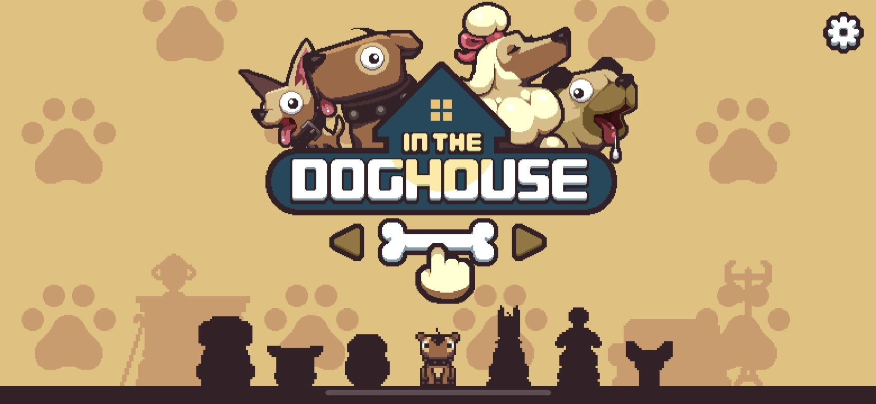 In The Dog House (copie d'écran 1 sur iPhone / iPad)