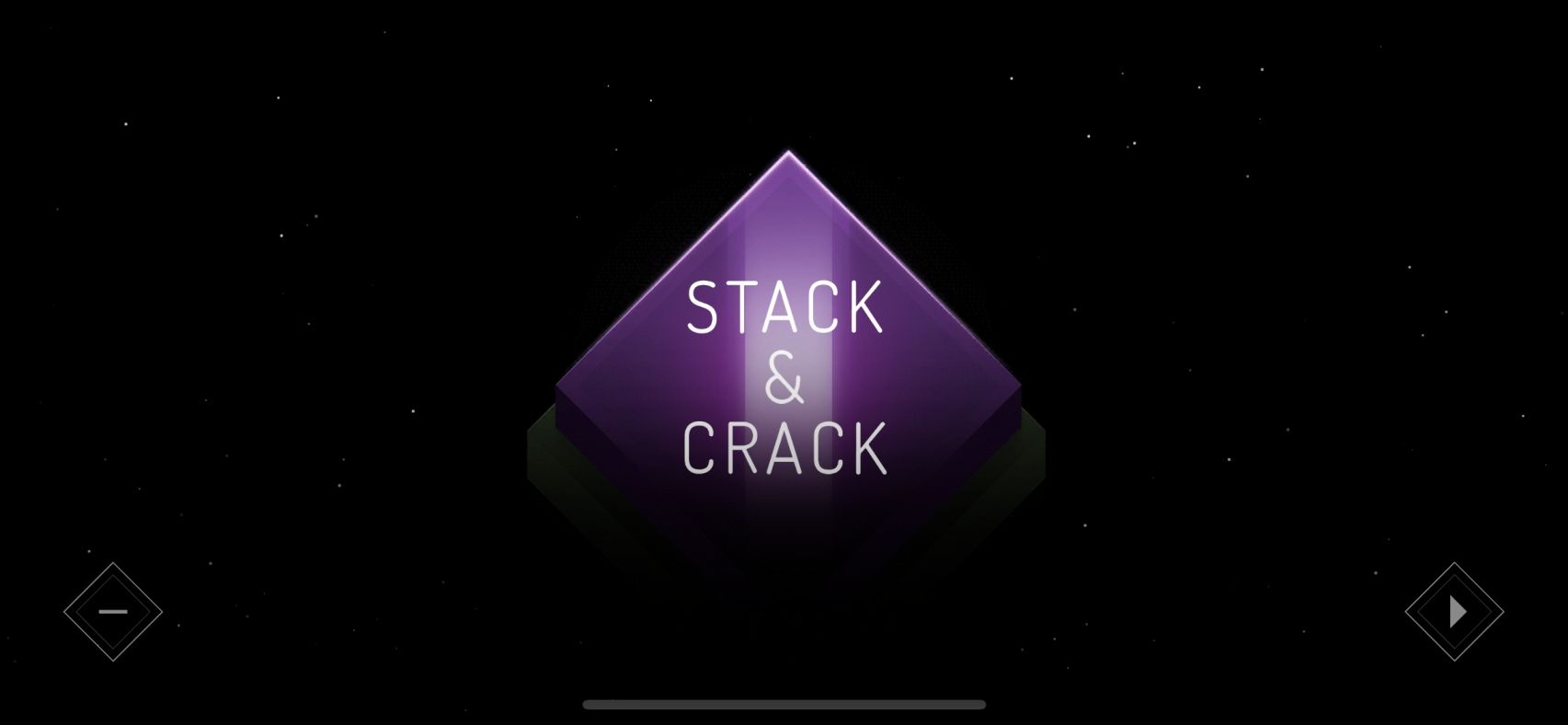 Stack & Crack (copie d'écran 1 sur Android)