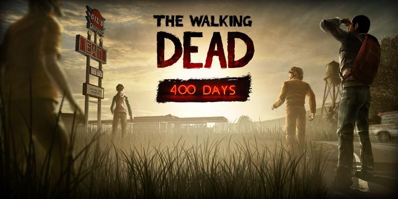 Walking Dead : 400 days