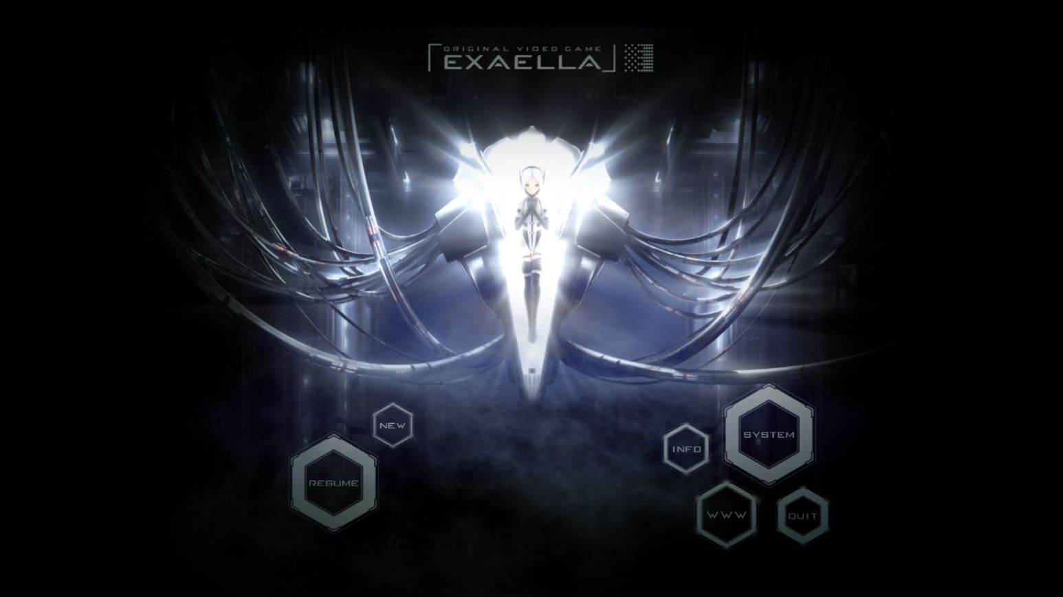 EXAELLA (copie d'écran 1 sur iPhone / iPad)