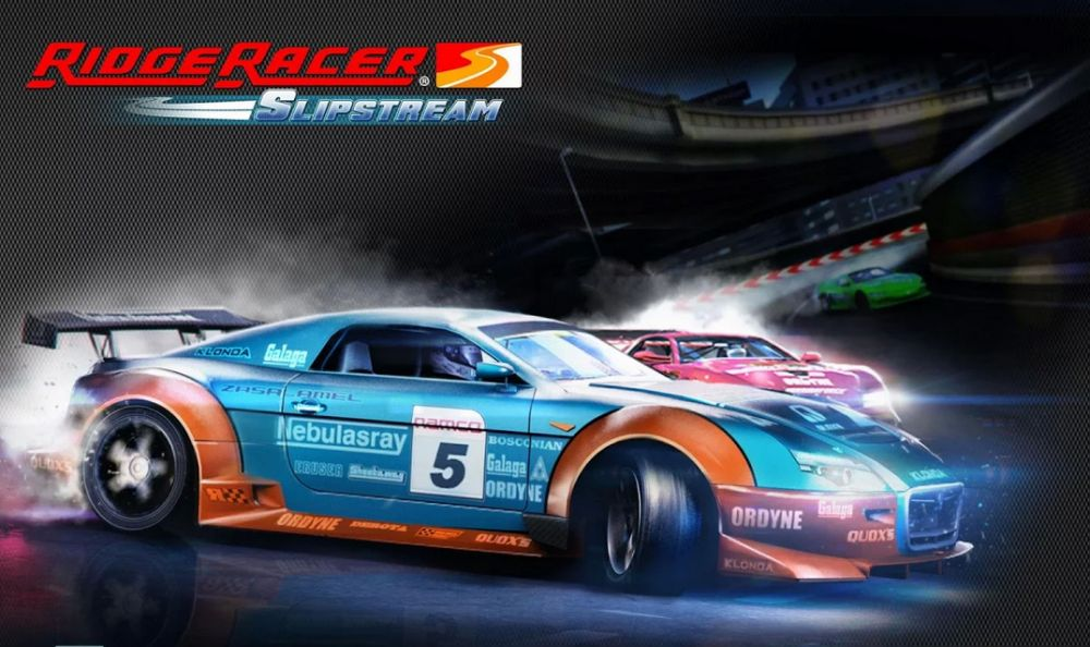Ridge Racer Slipstream disponible sur Android