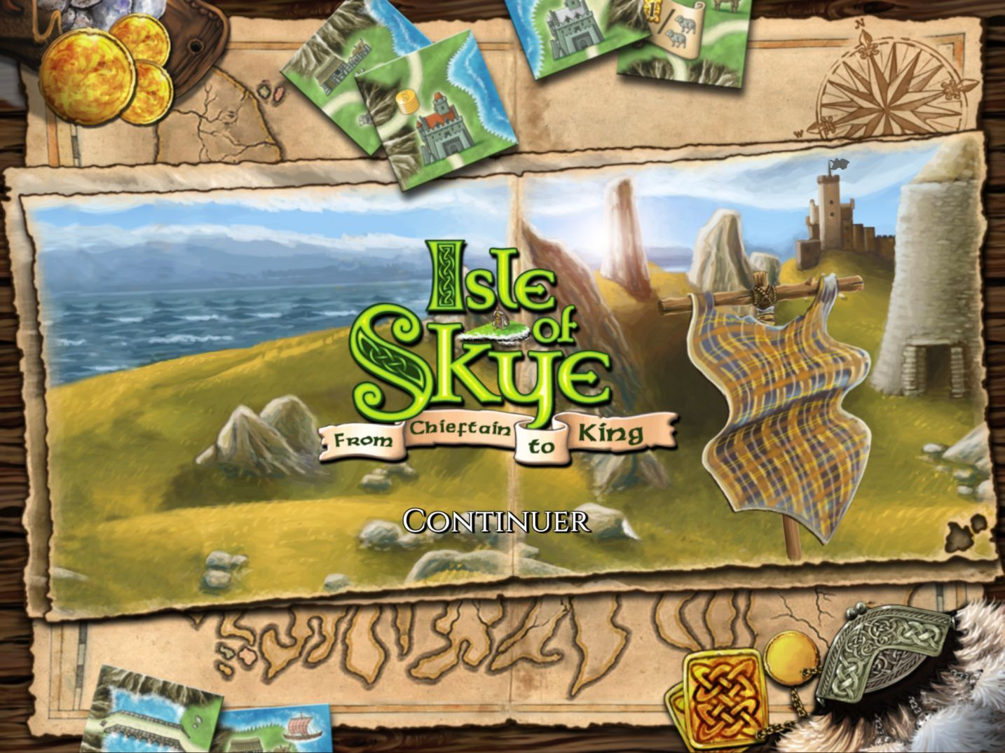 Isle of Skye (copie d'écran 1 sur iPhone / iPad)