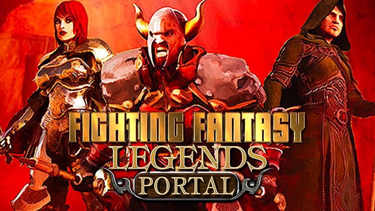 Fighting Fantasy Legends Portal de Asmodee Digital et Nomad Games