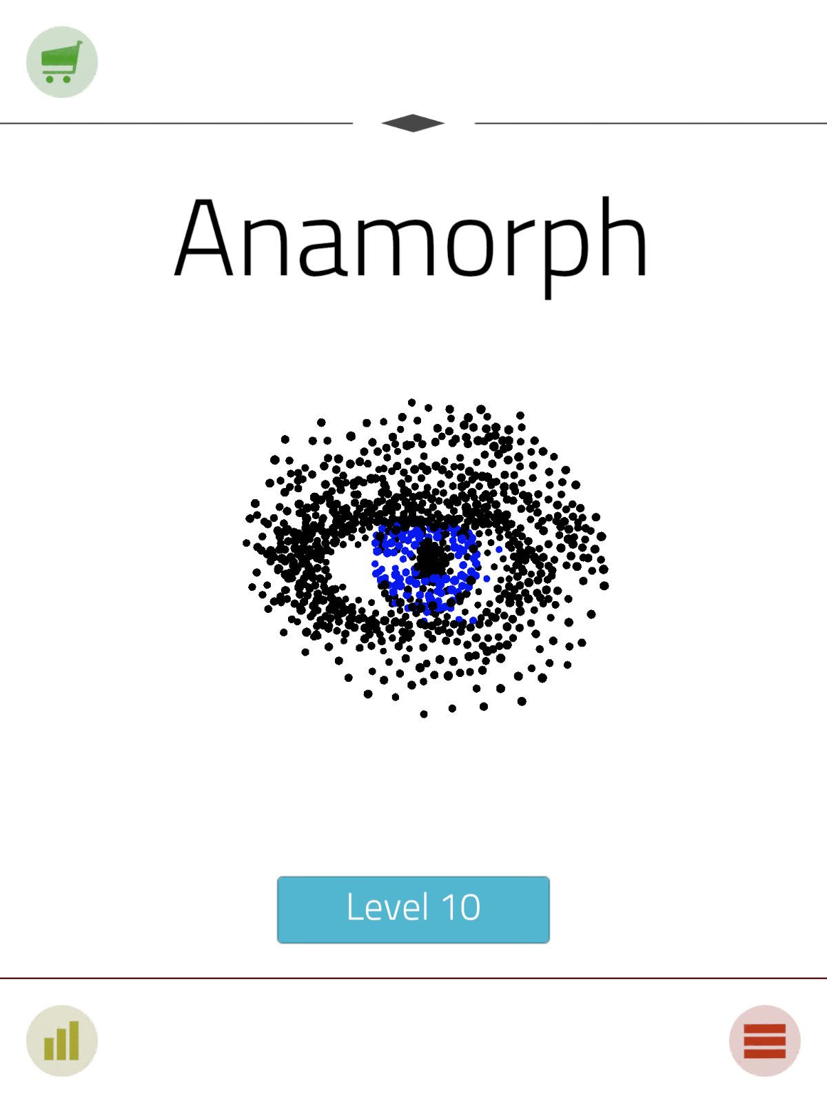 Anamorph (copie d'écran 1 sur iPhone / iPad)