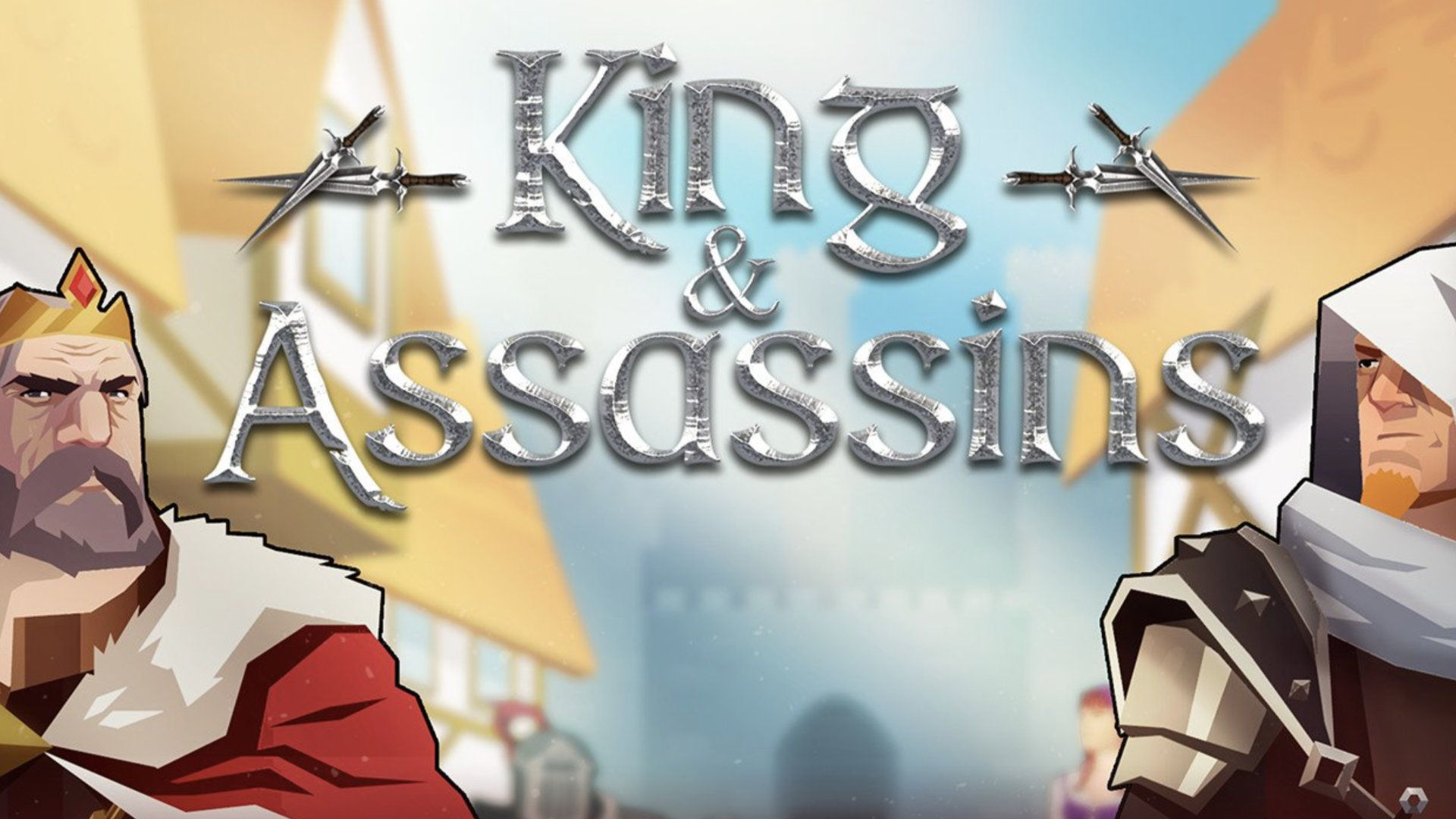 King and Assassins de Asmodee Digital et Galakta Games