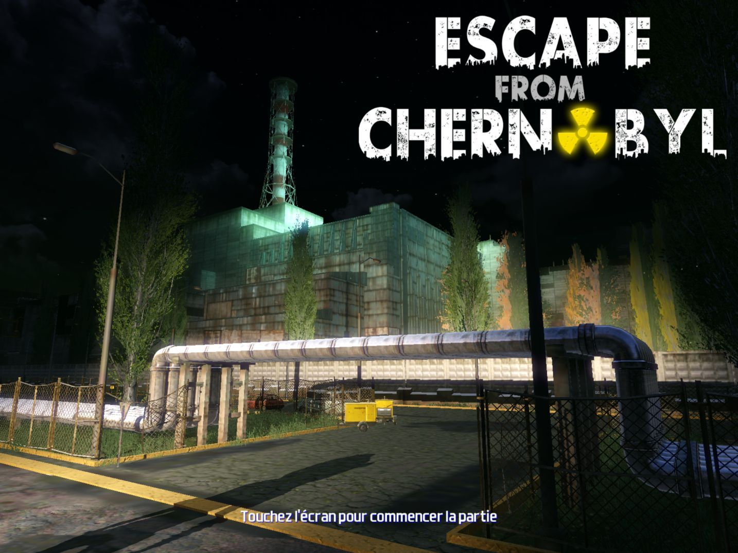 Escape from Chernobyl (copie d'écran 1 sur iPhone / iPad / Apple TV)