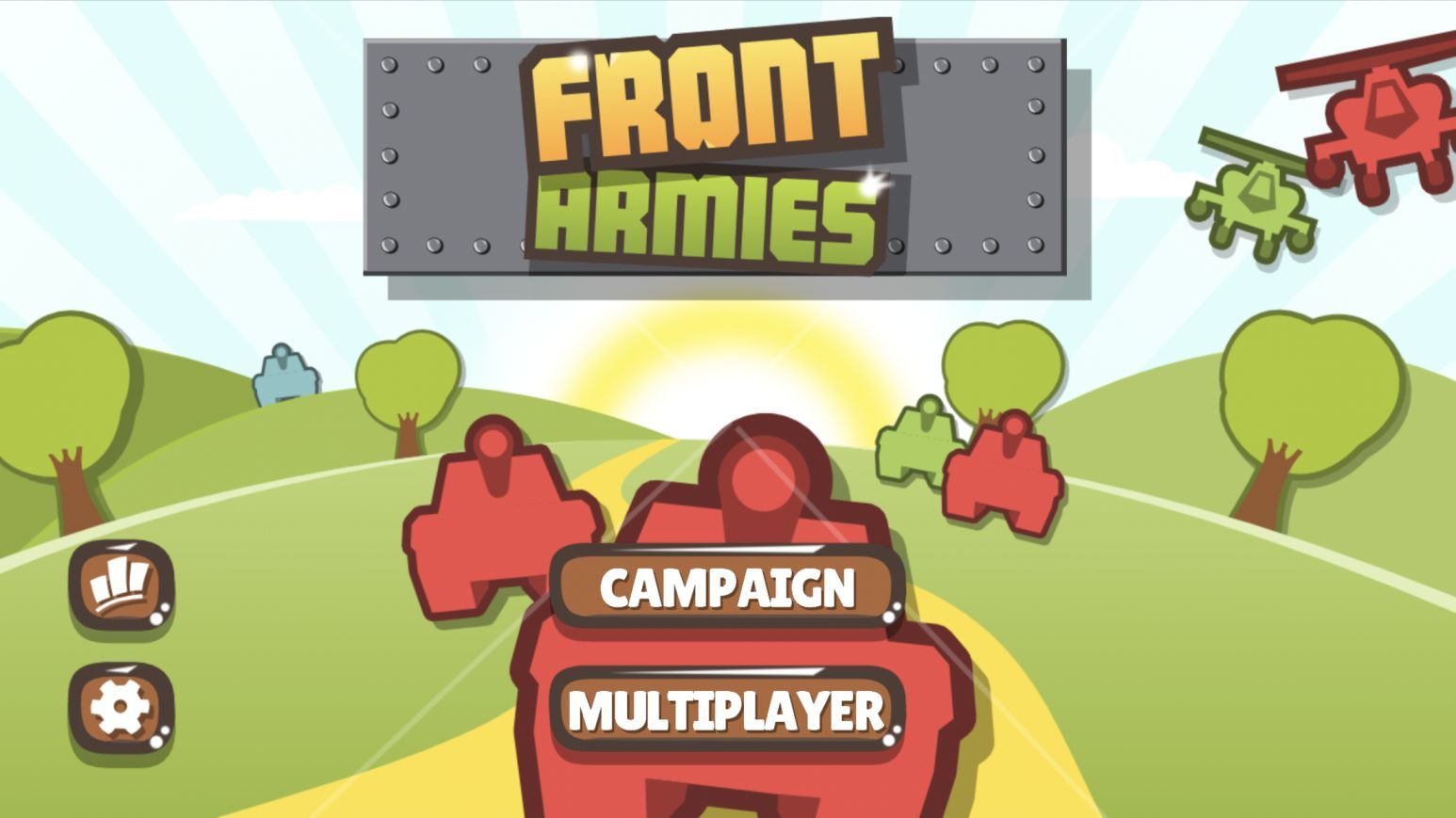 Front Armies [RTS] (copie d'écran 1 sur iPhone / iPad)