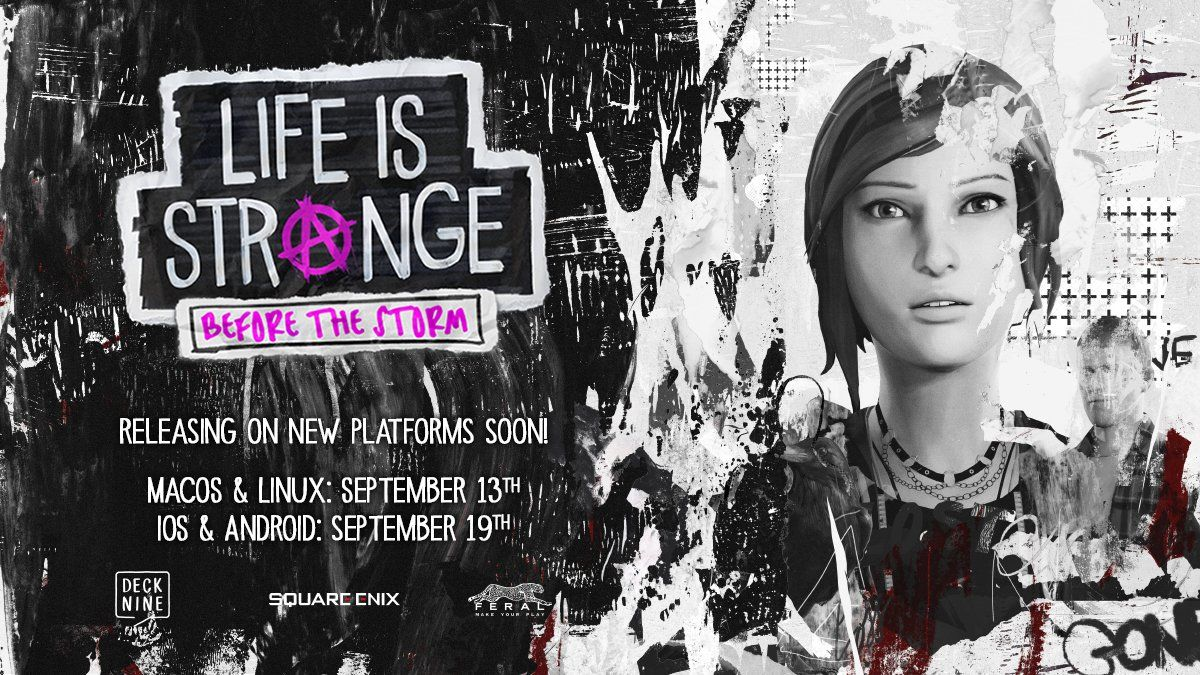 Life is Strange: Before the Storm de Square Enix