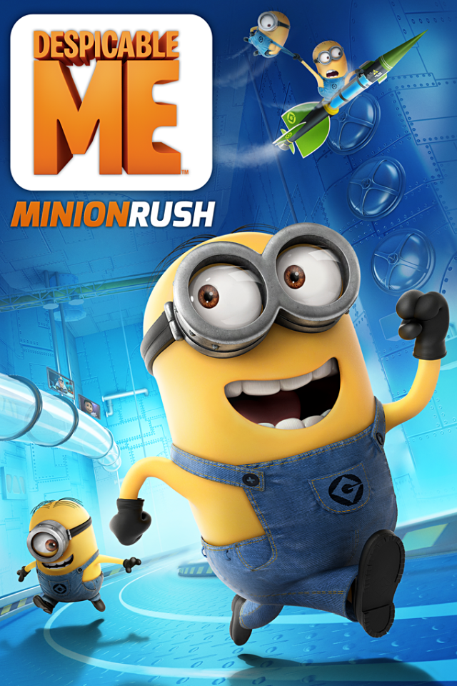 Test de Moi, Moche et Méchant: Minion Rush sur iPhone ...