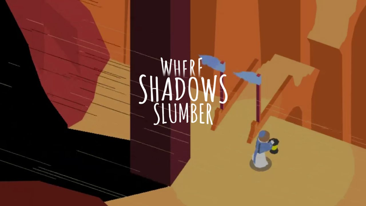 Meandres des ombres (Where Shadows Slumber) de Game Revenant