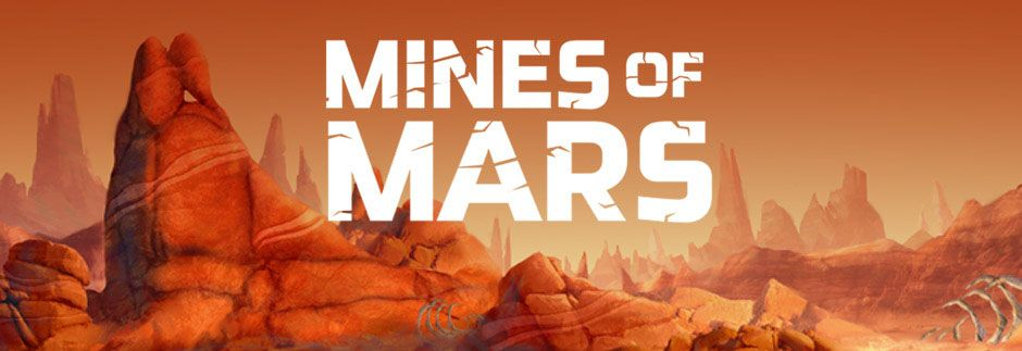Mines of Mars sur iPhone et iPad