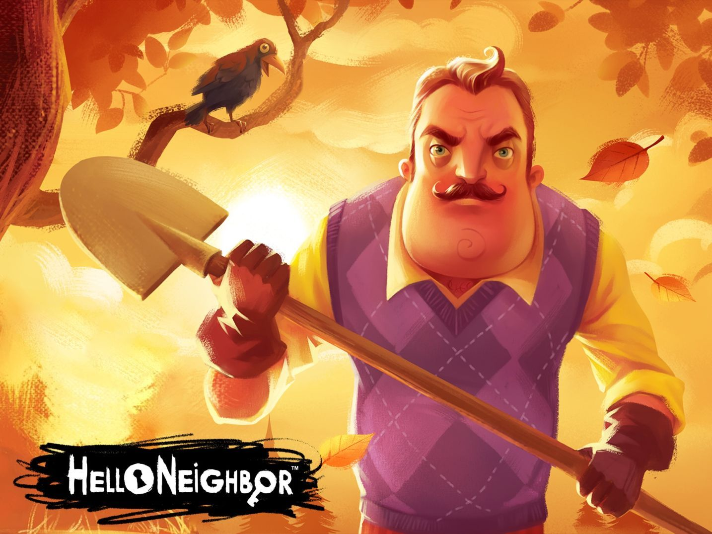 Hello Neighbor (copie d'écran 1 sur iPhone / iPad)