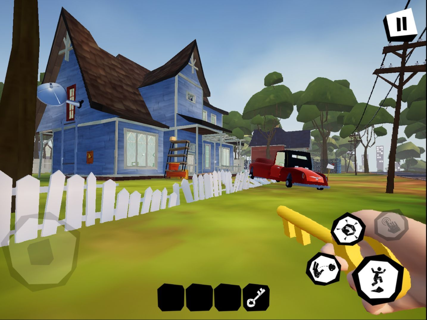 Hello Neighbor (copie d'écran 9 sur iPhone / iPad)
