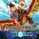 Test iOS (iPhone / iPad) Monster Hunter Stories