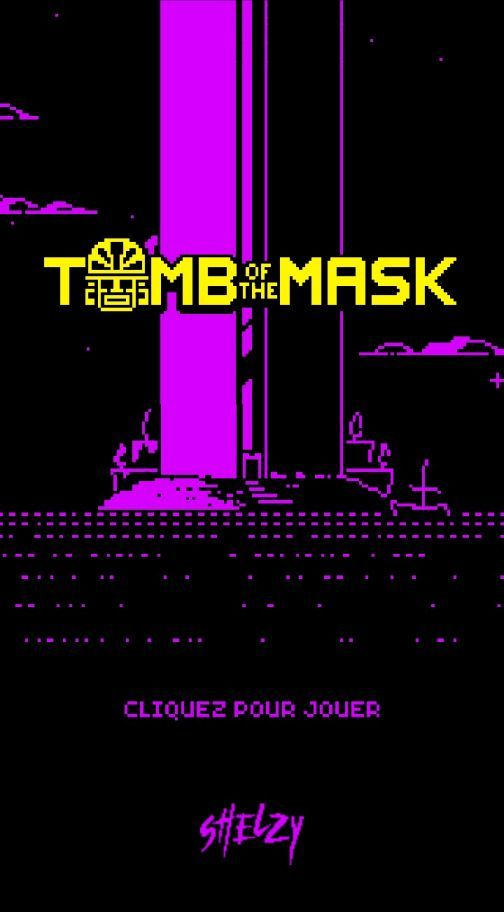 Tomb of the Mask (copie d'écran 1 sur iPhone / iPad)