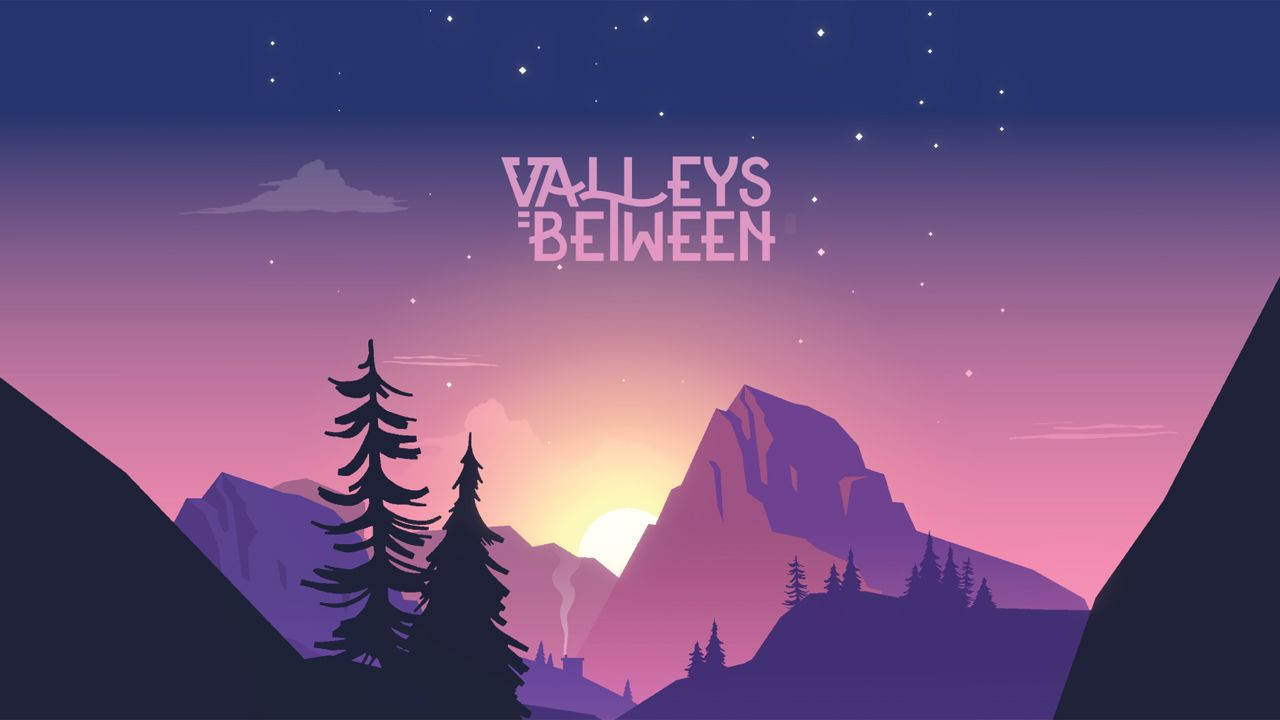 Valleys Between de Little Lost Fox