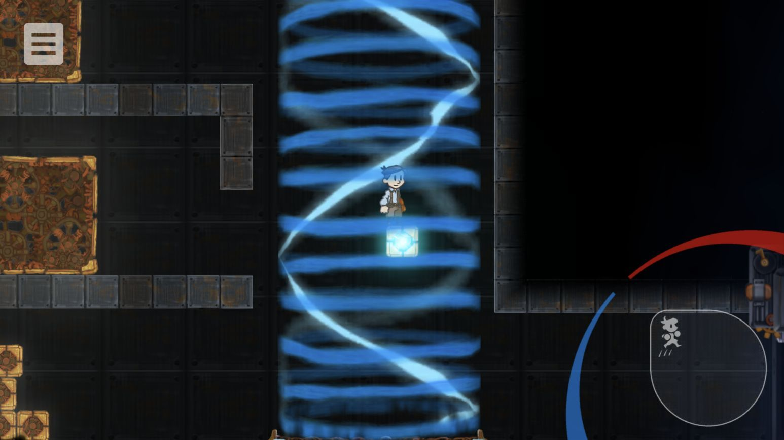 Teslagrad (copie d'écran 9 sur iPhone / iPad)