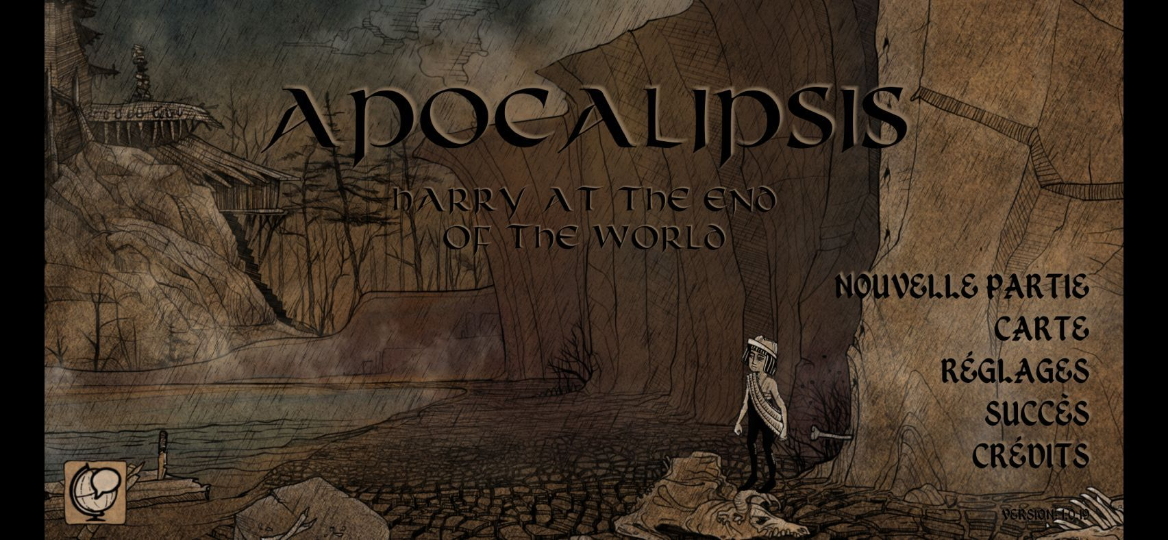 Apocalipsis (copie d'écran 1 sur iPhone / iPad)